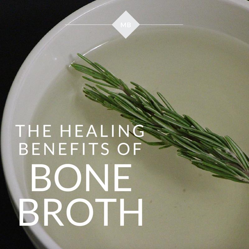 The Healing Benefits of Bone Broth