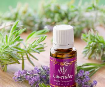 Essential Oil Spotlight: Lavender Essential Oil
