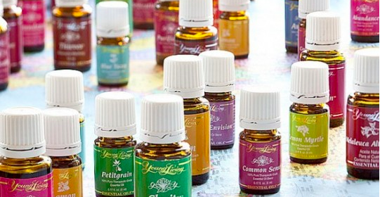 Beyond the Basics: Young Living Essential Oils