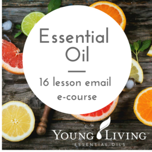 Essential Oil 16 lesson email course