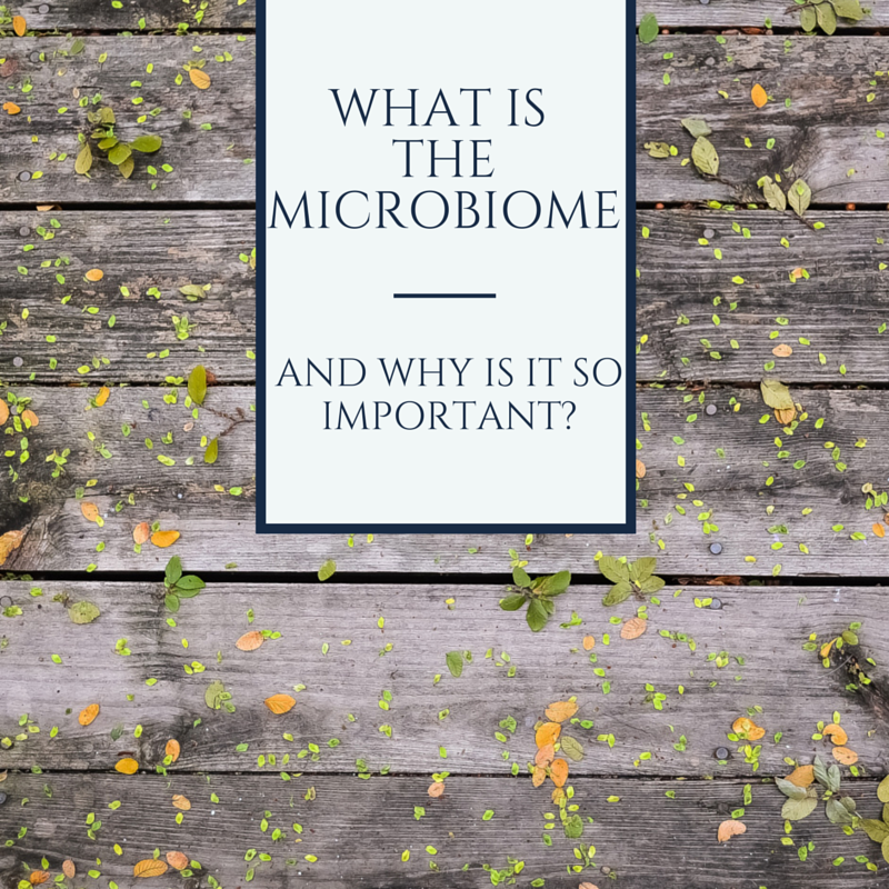 What is Microbiome and why important