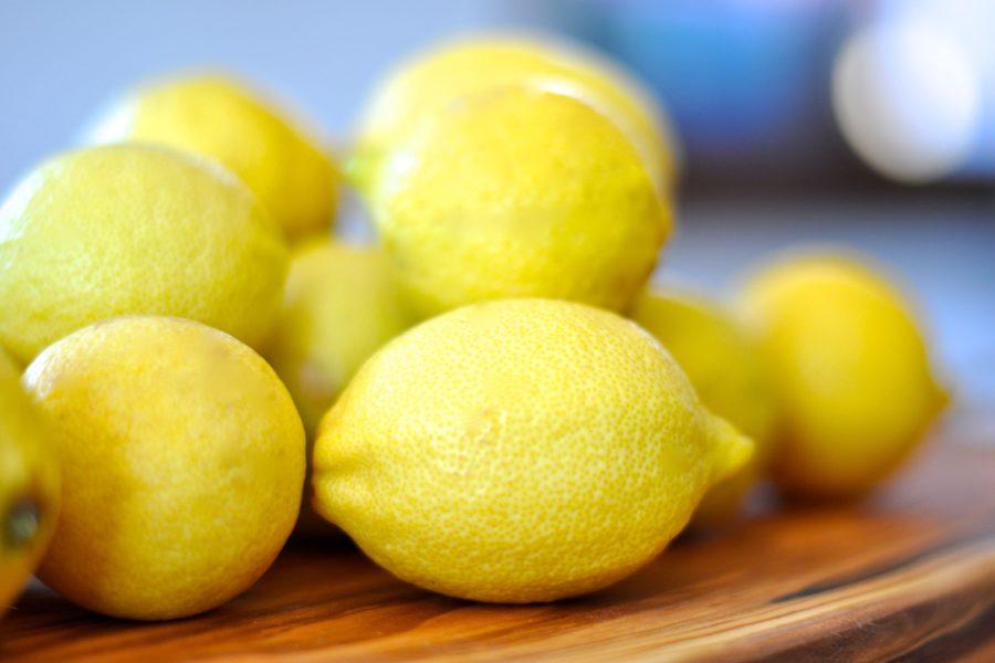 Morning Lemon Juice Cleansing Detox Drink