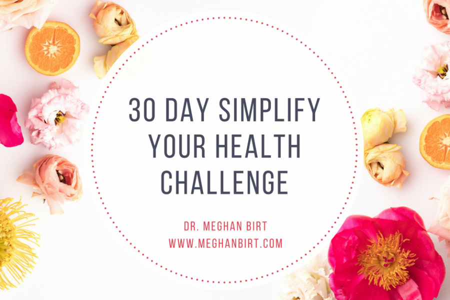Simplify Your Health in Just 30 Days